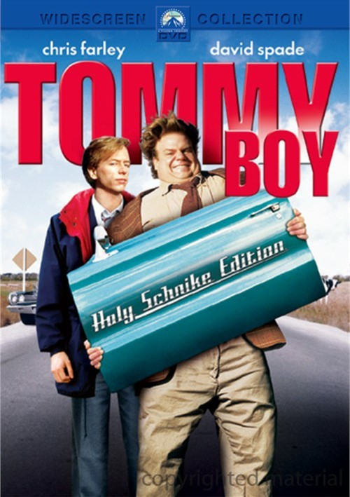 Tommy Boy: Holy Schnike Edition Movie