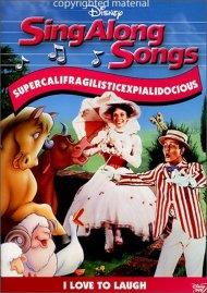 Sing Along Songs: Supercalifragilisticexpialidocious Movie