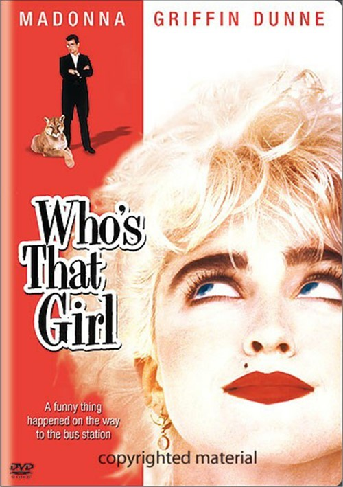 Whos That Girl Movie