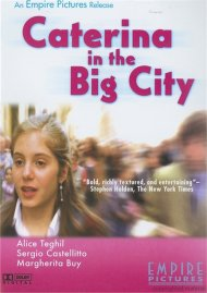 Caterina In The Big City Movie