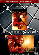 Spider-Man 1 & 2: Limited Edition 2 Pack (Widescreen) Movie