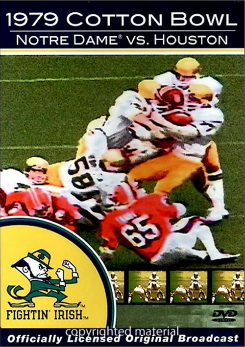1979 Cotton Bowl: Notre Dame Vs. Houston Movie