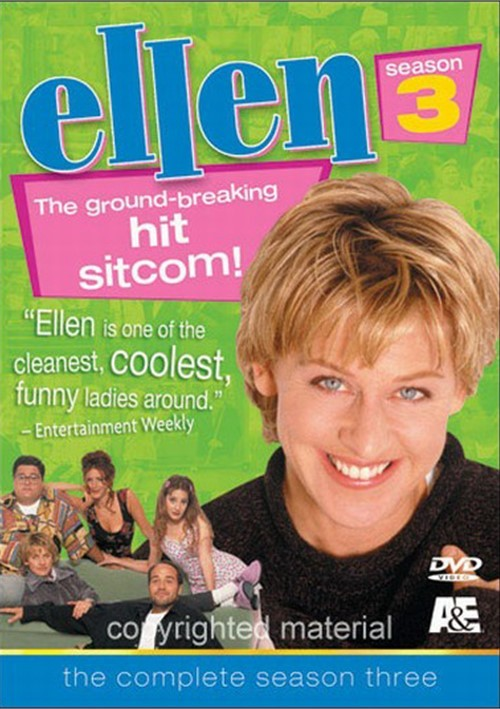 Ellen: The Complete Season Three Movie