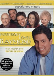 Everybody Loves Raymond: The Complete Sixth Season Movie