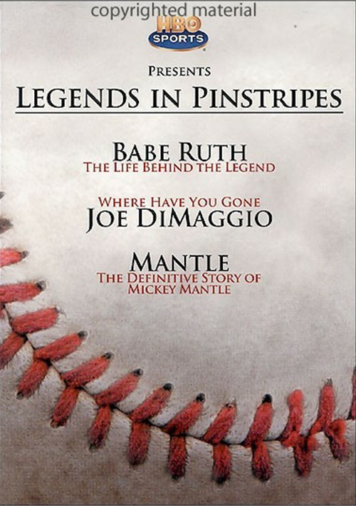 Legends In Pinstripes Movie