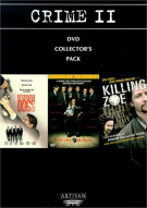 Crime II: DVD Collectors Pack - Reservoir Dogs/ Suicide Kings/ Killing Zoe Movie