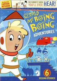 Gerald McBoing Boing: Adventures Movie