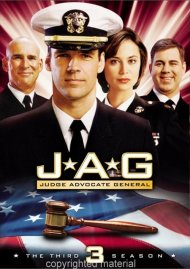 JAG: The Complete Third Season Movie