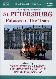 Musical Journey, A: St. Petersburg Movie