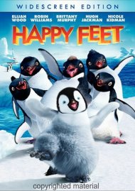 Happy Feet (Widescreen) Movie