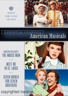 Essential Classics: American Musicals Movie