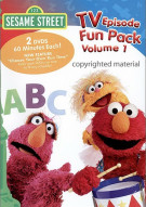 Sesame Street: TV Episode Fun Pack - Volume 1 Movie
