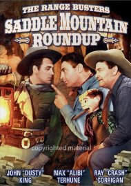 Saddle Mountain Round-Up Movie