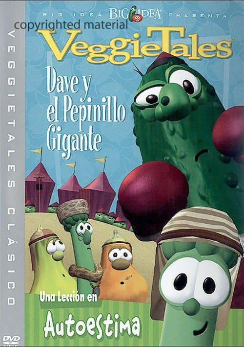 Veggie Tales: Dave Y El Pepinillo Gigante (Dave And The Giant Pickle) Movie