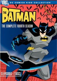 Batman, The: The Complete Fourth Season Movie