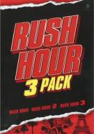 Rush Hour 3 Pack Movie