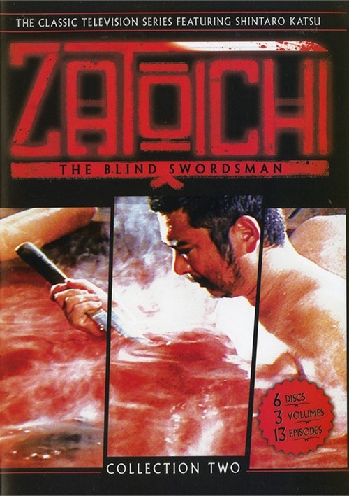 Zatoichi: TV Series Collection Two - Volumes 4-6 Movie