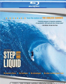 Step Into Liquid Blu-ray