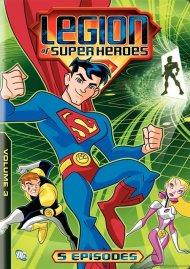 Legion Of Superheroes: Volume 3 Movie