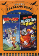 Tom And Jerry: Blast Off To Mars / Tom And Jerry: Hijinks And Shrieks (2 Pack) Movie