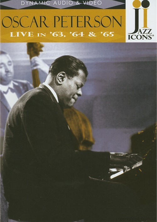 Jazz Icons: Oscar Peterson Live In 63, 64 & 65 Movie
