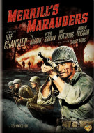 Merrills Marauders (Fullscreen) Movie