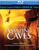 IMAX: Journey Into Amazing Caves Blu-ray