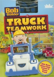 Bob The Builder: Truck Teamwork (with Toy Truck) Movie