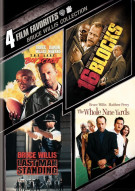 4 Film Favorites: Bruce Willis Collection Movie