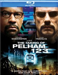 Taking Of Pelham 1 2 3, The Blu-ray