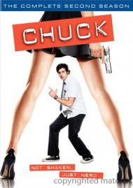 Chuck: The Complete Second Season Movie