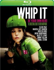 Whip It Blu-ray