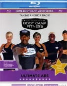 Jay Johnsons Boot Camp Fitness: Ultimate Abs Blu-ray
