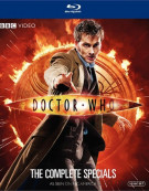 Doctor Who: The Complete Specials Blu-ray