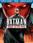 Batman: Under The Red Hood - Special Edition Blu-ray