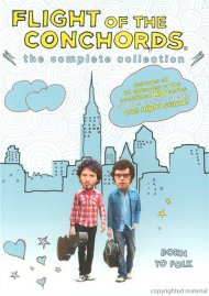 Flight Of The Conchords: The Complete Collection Movie