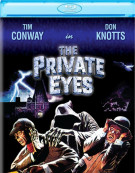 Private Eyes, The Blu-ray