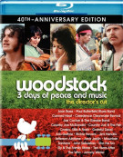Woodstock: 40th Anniversary Edition Blu-ray