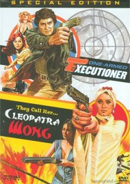 They Call Her Cleopatra Wong / One-Armed Executioner (Double Feature) Movie