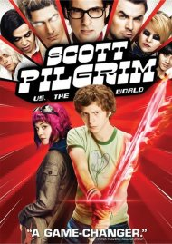 Scott Pilgrim Vs. The World Movie