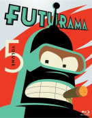 Futurama: Volume 5 Blu-ray