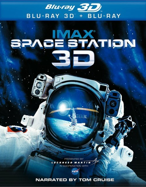 IMAX: Space Station 3D (Blu-ray 3D) (Blu-ray 2002) | DVD ...