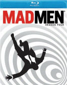 Mad Men: Season Four Blu-ray
