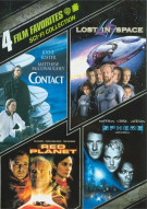 4 Film Favorites: Sci-Fi Movie
