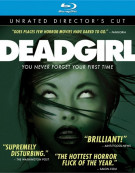 Deadgirl Blu-ray