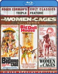 Big Bird Cage, The / Big Doll House / Women In Cages (The Women In Cages Collection) Blu-ray