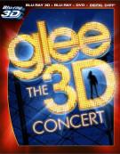 Glee: The Concert Movie (Blu-ray 3D + Blu-ray + DVD + Digital Copy) Blu-ray