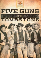 Five Guns To Tombstone Movie
