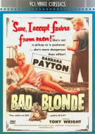 Bad Blonde Movie