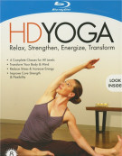 HD Yoga Blu-ray